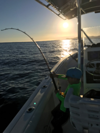 Jaqueline Sport Fishing